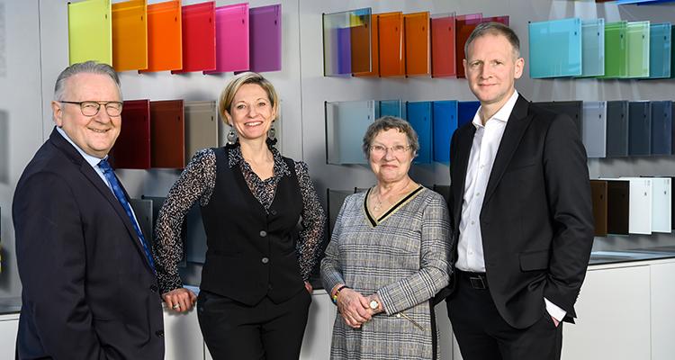 RIOU Glass redevient 100% indépendante