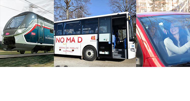 11 mai : reprise du réseau Nomad CAR. Le 12 mai pour les transports scolaires !