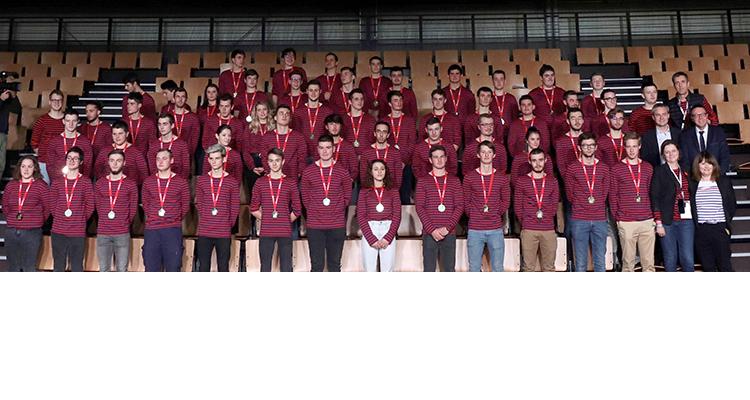 58 Normands sélectionnés pour les Finales Nationales des Olympiades des Métiers !