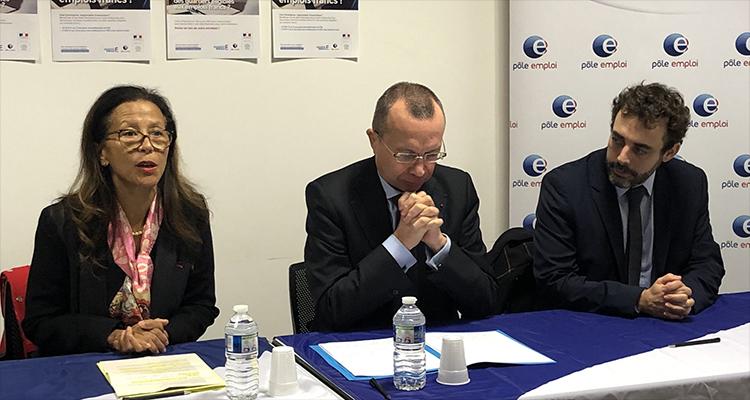 Seine-Maritime : signature des premiers emplois francs