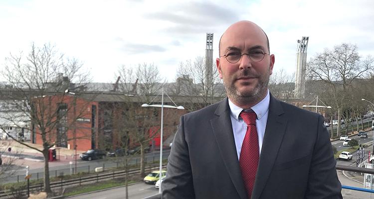 Un nouveau directeur pour l'Union portuaire rouennaise