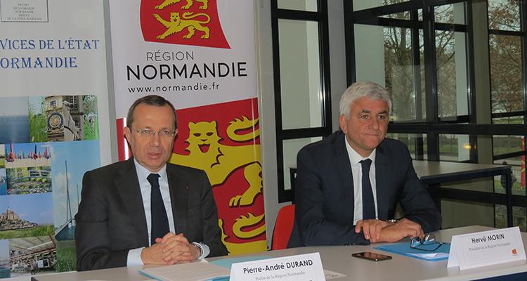 COVID-19 : l'Etat et la Région aux côtés des acteurs économiques en Normandie !