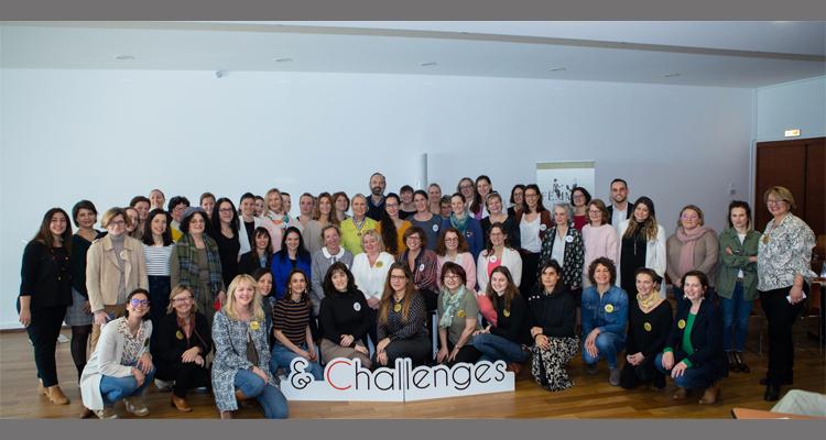 Femmes & Challenges marque les esprits à l'occasion de la journée internationale du droit des femmes
