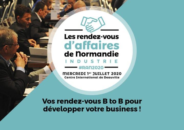 18ème édition des rendez-vous d'affaires de Normandie