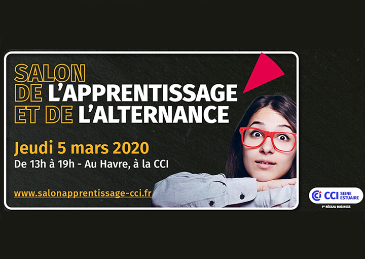 Salon de l'apprentissage et de l'alternance au Havre