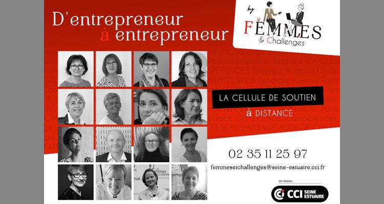 COVID-19 : Femmes & Challenges se mobilise pour rompre l'isolement de ses membres