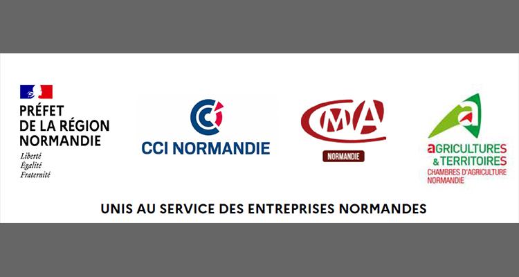 Unis au service des entreprises normandes