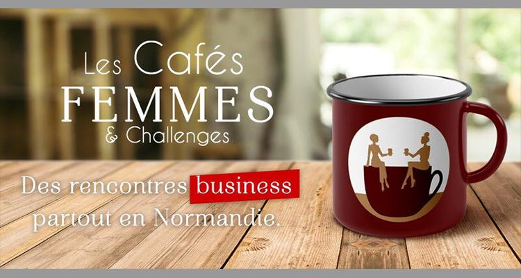 Confinement: profitez des Cafés Femmes & Challenges…en Visio!