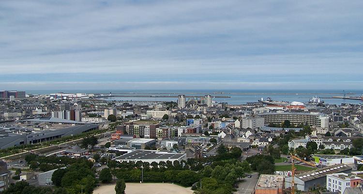 Go au contournement Ouest de Cherbourg-en-Cotentin