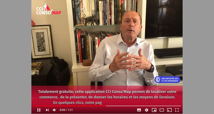 Plus forts ensemble ! Rejoignez la communauté CCIconsomap.fr [VIDEO]