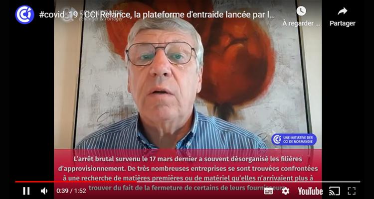 Plus forts ensemble : rejoignez la communauté CCIentraide.fr [VIDEO]