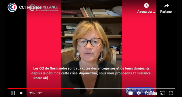 CCI RELANCE : 100 propositions pour préparer le rebond économique [VIDEO]