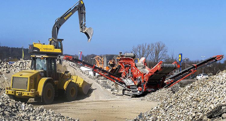 Bâtiment : la gestion des déchets de chantiers