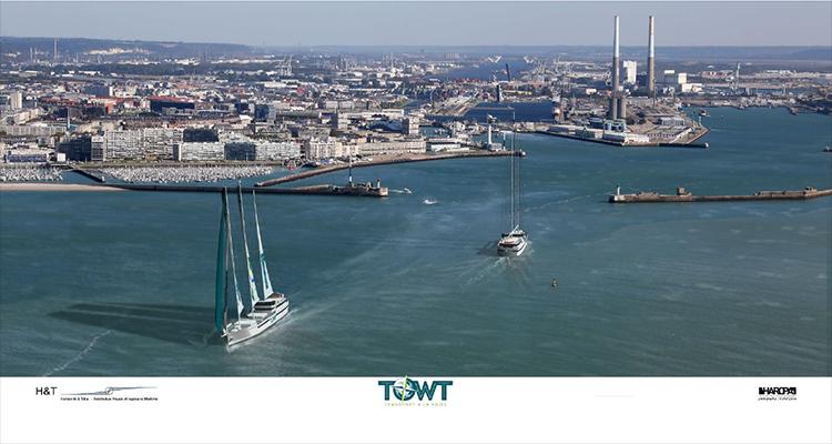 Vers un retour de la marine à voile au Havre ?