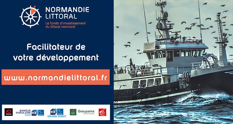 Le Fonds d'investissement Normandie Littoral renforce ses liens avec les professionnels de la mer