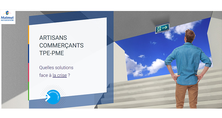 Aides aux entreprises : la Matmut développe un simulateur d'éligibilité