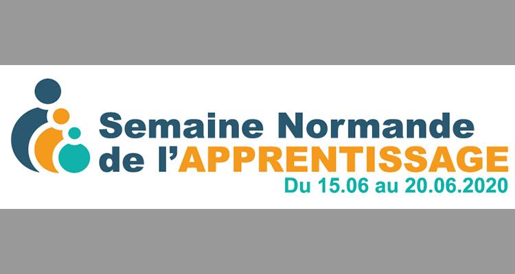Première édition de la semaine normande de l'apprentissage du 15 au 20 Juin 2020