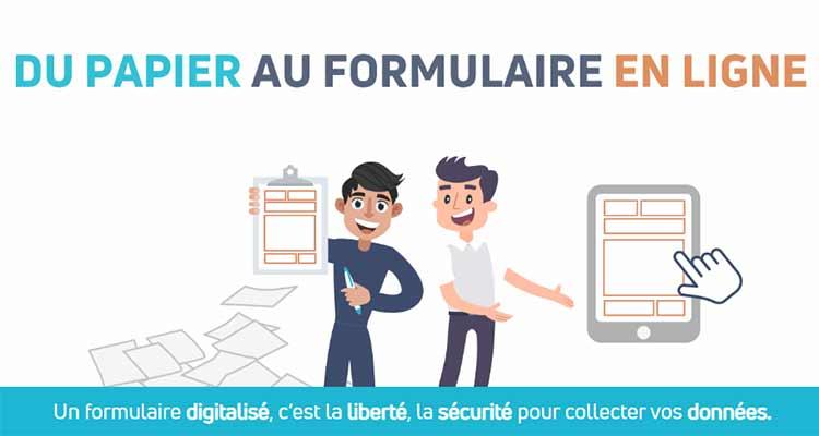 Transforms.fr : une solution normande pour passer du papier au formulaire en ligne