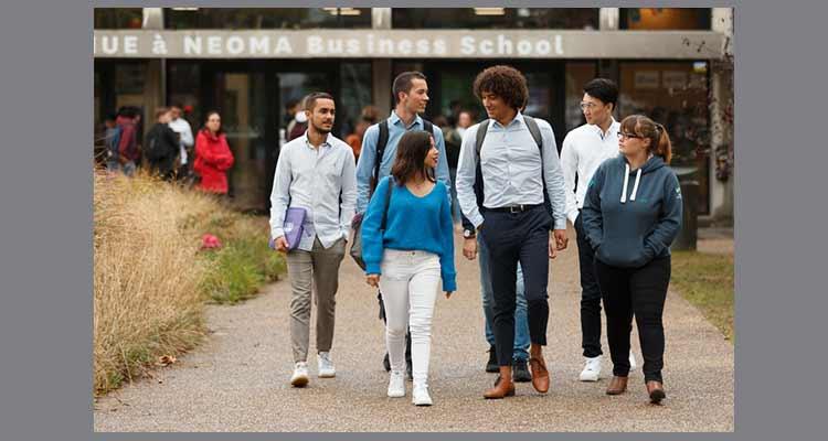 NEOMA Business School : un Programme Grande Ecole refondu et une rentrée 2020 repensée