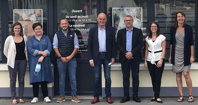 Fécamp Escale Shopping rejoint les Ambassadeurs du Commerce, un réseau CCI Seine Estuaire