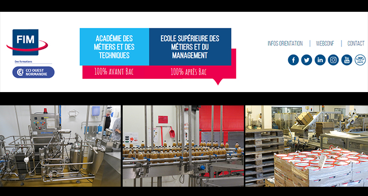 FIM Normandie engagé aux côtés des entreprises de l'agroalimentaire