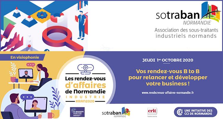 SOTRABAN, partenaire des Rendez-vous d'Affaires de Normandie