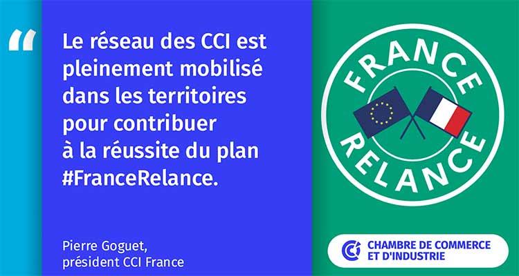 Le réseau des CCI salue l'ambition d'un plan plaçant la France en capacité de réussir la relance