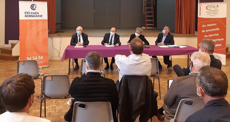 Dans le Calvados, les élus sont les sentinelles du pouls économique de leur commune