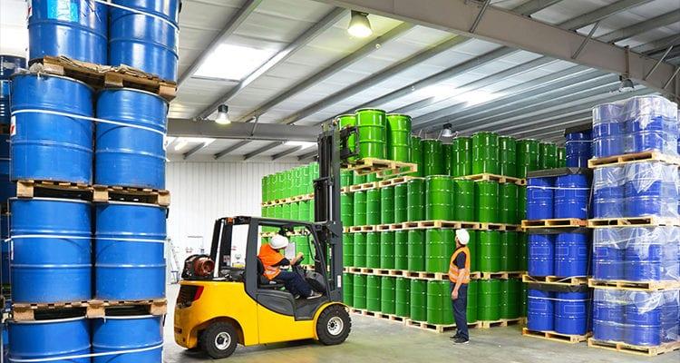 La chimie et la logistique s'associent pour renforcer la sécurité de leurs opérations