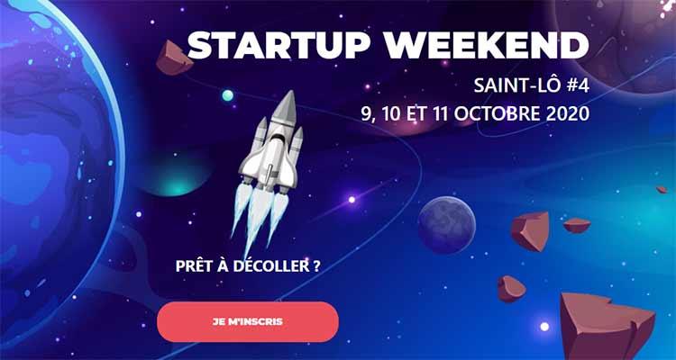 Une idée ? Un projet ? Bientôt le Startup Weekend Saint-Lô!