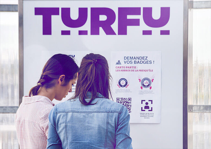 5ème édition du TURFU Festival à Caen