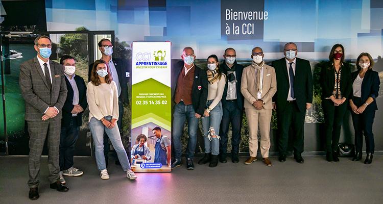 « CCI Apprentissage » : les CCI de Normandie aident les entreprises à simplifier leur recherche d'apprenti(e)s et à trouver le bon profil