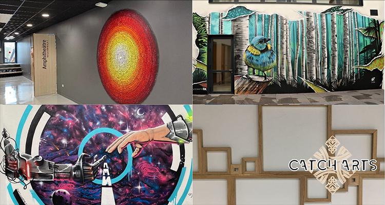 Avec Catch Arts, faire de l'art une source d'épanouissement de ses collaborateurs