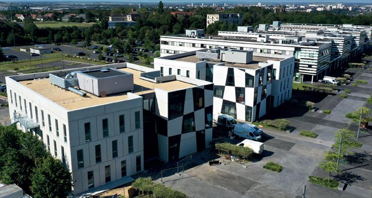 Olympus 2 : de nouveaux locaux tertiaires sur le territoire de Caen la Mer