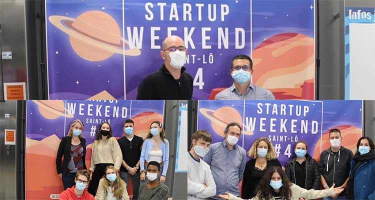 Clap de fin pour la 4ème édition du Startup Weekend de St Lô