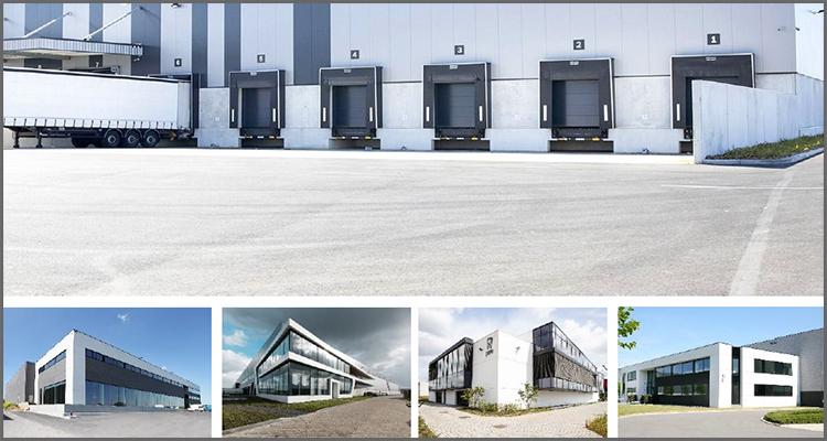 Thibault Bâtiment Industriel, un Normand spécialisé dans la construction en béton préfabriqué