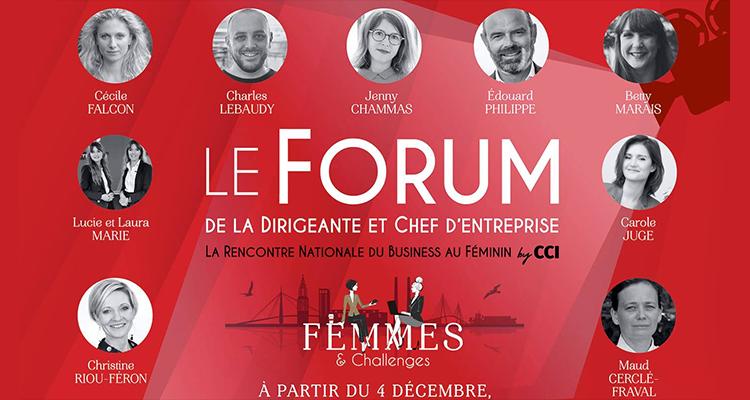 Forum Femmes & Challenges, un rendez-vous inspirant, y compris en distanciel !