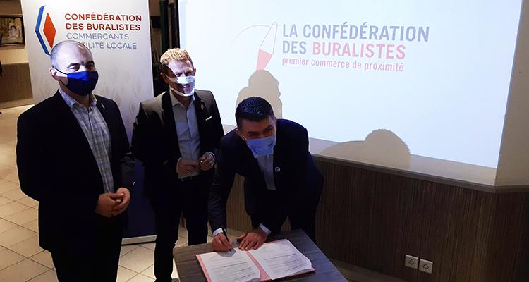 Les CCI et la Confédération nationale des buralistes repensent les bureaux de tabac