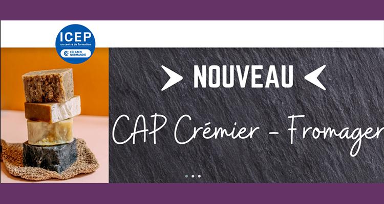Ouverture du CAP Crémier-Fromager en septembre 2021