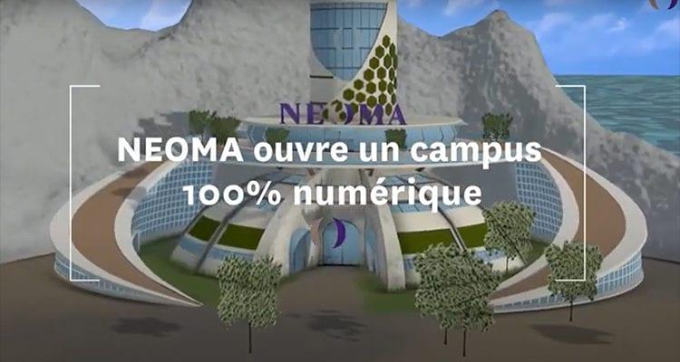 Malgré la crise sanitaire, NEOMA Business School poursuit sa croissance