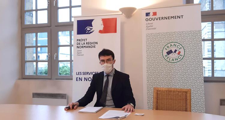 Deux sous-préfets à la relance en Normandie
