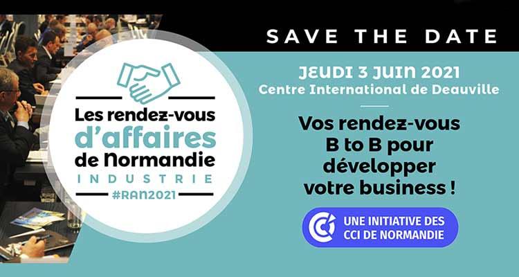 Rendez-vous d'Affaires de Normandie Industrie : ouverture des inscriptions