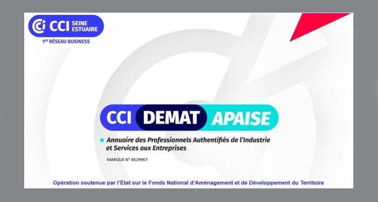 La CCI Seine Estuaire lance APAISE, une plateforme collaborative pour l'industrie