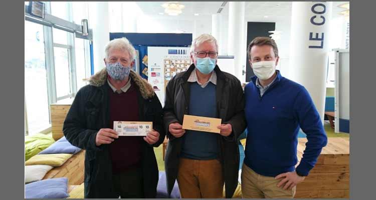 16 400€ de chèques cadeaux locaux « Ambassadeurs du Commerce » distribués aux étudiants havrais