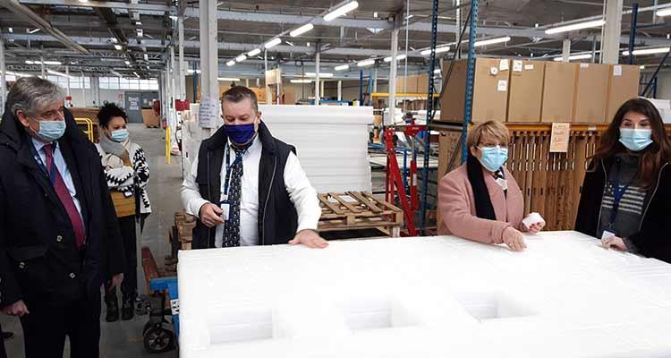 Dans l'Eure, Condi Ouest bénéficie de l'offre à 360° des collectivités et acteurs économiques