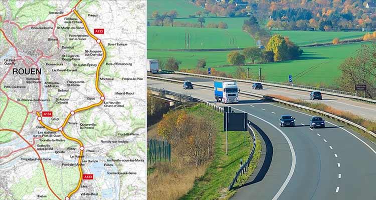 Contournement Est de Rouen: la Région et le Département abondent!