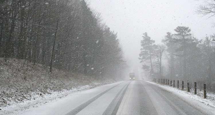 Coup de froid en Normandie : restrictions de circulation