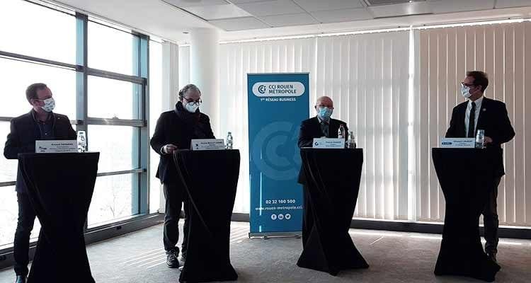 La CCI Rouen Métropole facilite l'accès de la Smart Mobility aux entreprises