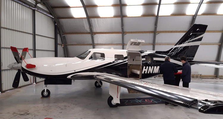 L'avion privé au service du développement économique.