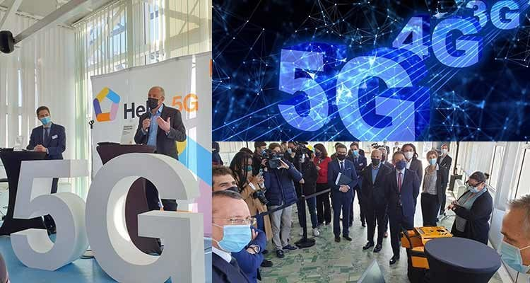 Orange lance la 5G dans le premier port français au Havre